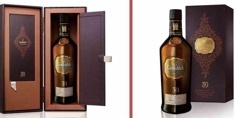 Виски Гленфиддик 30 лет