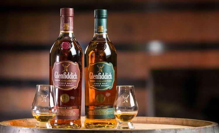 Виски Гленфиддик 125th Anniversary Edition
