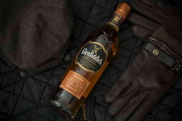 Виски Гленфиддик Project XX
