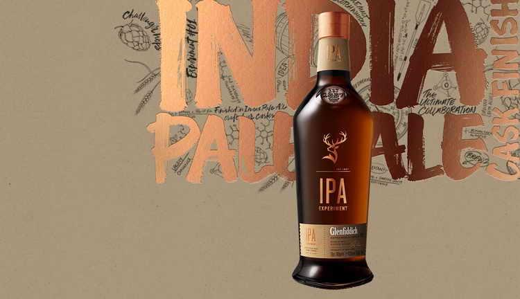 Виски Гленфиддик Experimental Series IPA