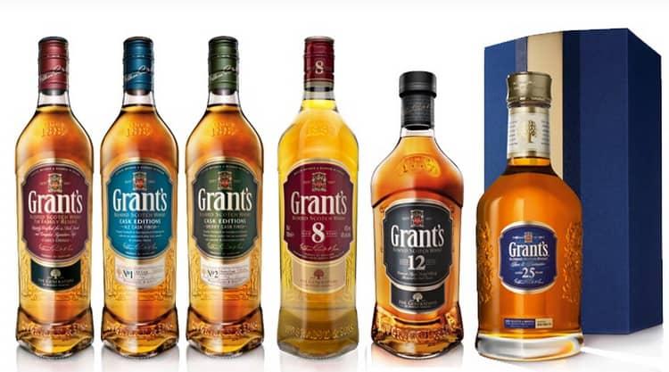 john grant виски