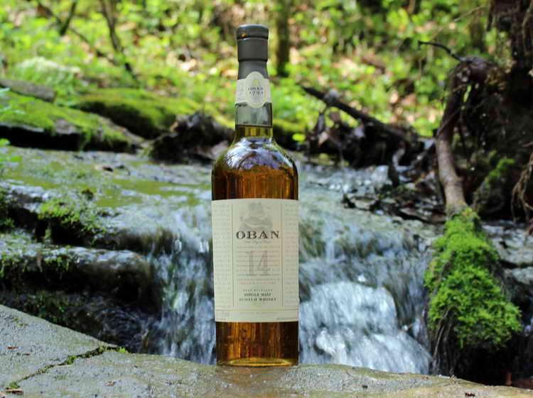 виды виски oban