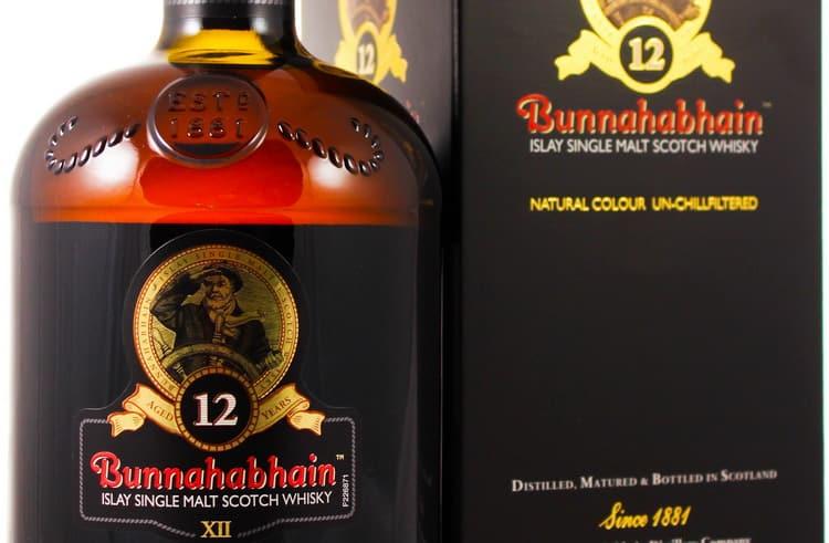 Как правильно выбрать виски Bunnahabhain 12 лет и отличить его от подделок