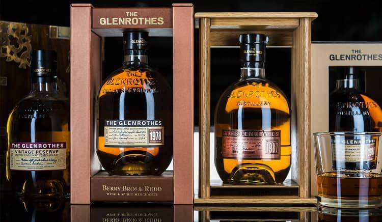 как правильно выбрать и отличить от подделки glenrothes виски vintage reserve