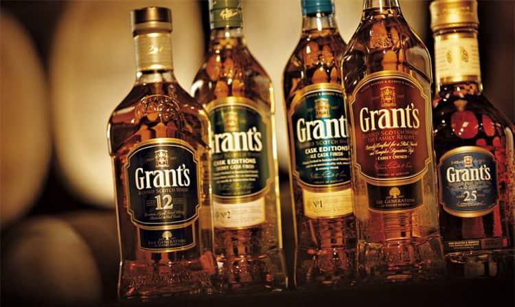 краткий обзор виски грантс 8 лет