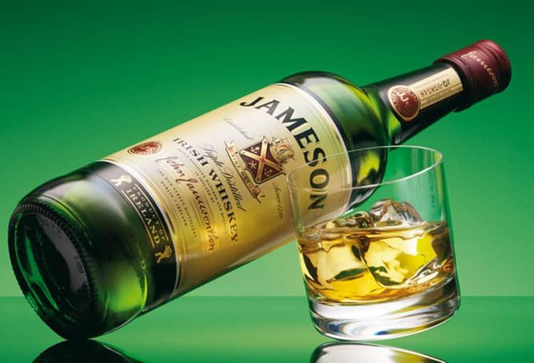 С чем подавать виски джемисон