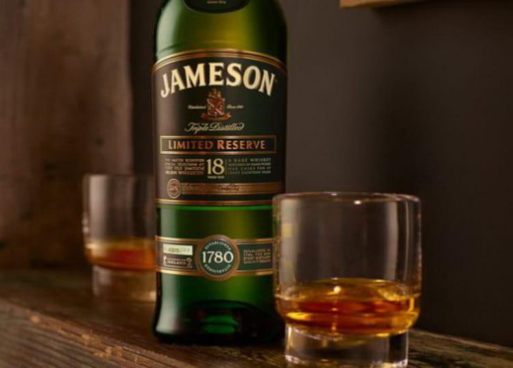 Как подавать джеймсон виски