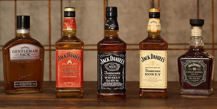 Виски похожие на ирландский виски jameson
