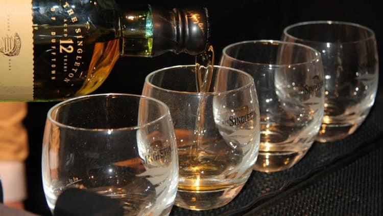 Обзор виски синглтон