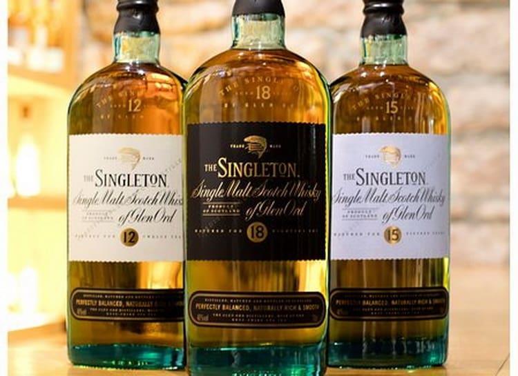 виски Singleton