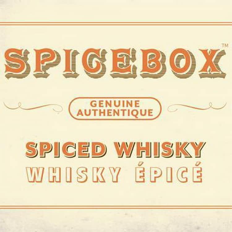 Виски Spicebox (Спайсбокс) и его особенности