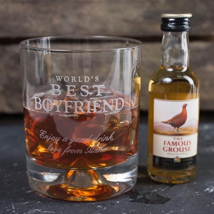 С чем подавать шотландский виски famous grouse