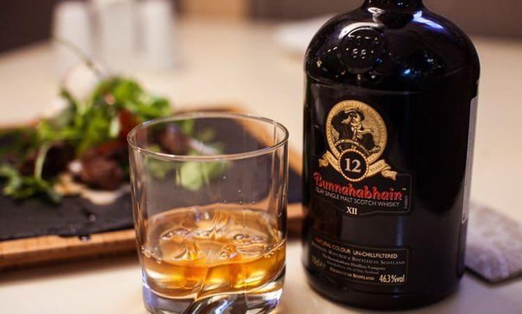 дегустационные характеристики виски bunnahabhain
