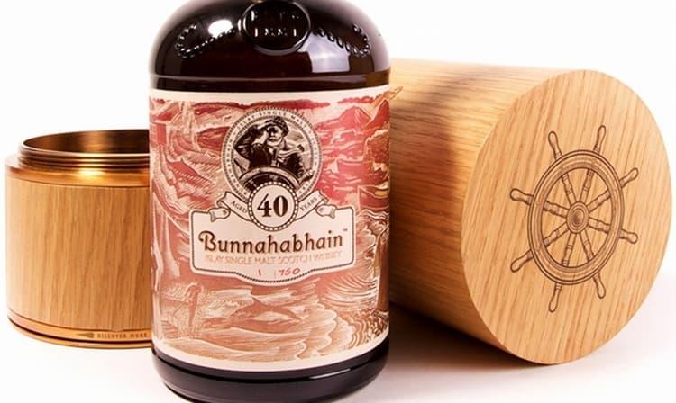 С чем употреблять Bunnahabhain