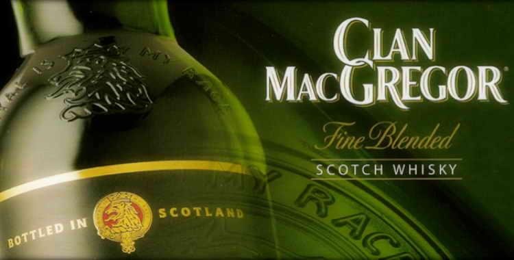 Виски MacGregor (Макгрегор) и его особенности