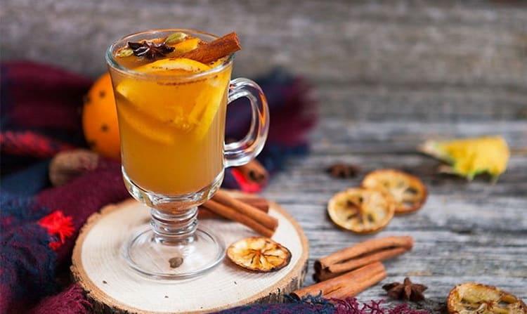 Готовим апельсиновый безалкогольный грог по рецепту с фото и видео