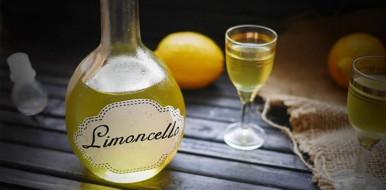 Простой рецепт ликера лимончелло в домашних условиях