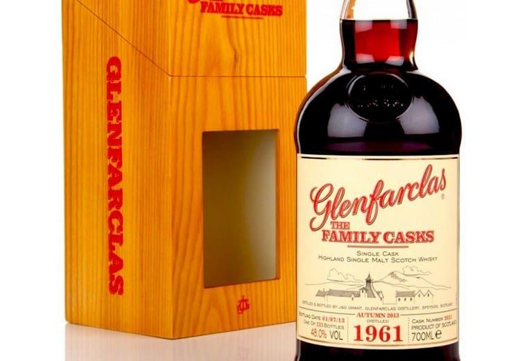 Еще оин дрогой элитный виски это Гленфарклас.