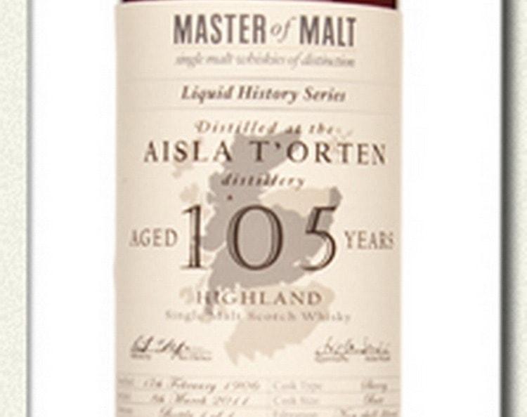А вот виски, который занимает второе место в нашем списке.