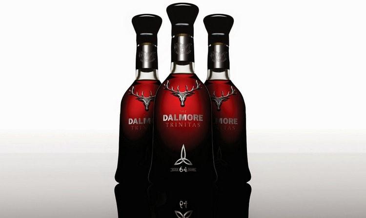 Далмор 54 выпущен в количество всего 3 бутылки.