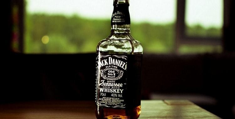 Jack daniels состав