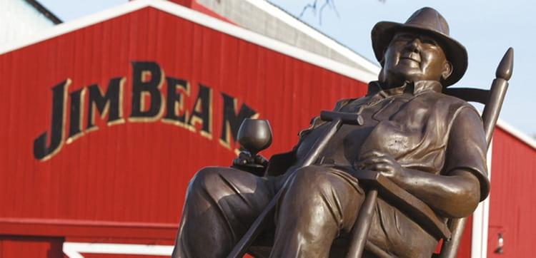 Виски бурбон jim beam это марка с многолетней историей.