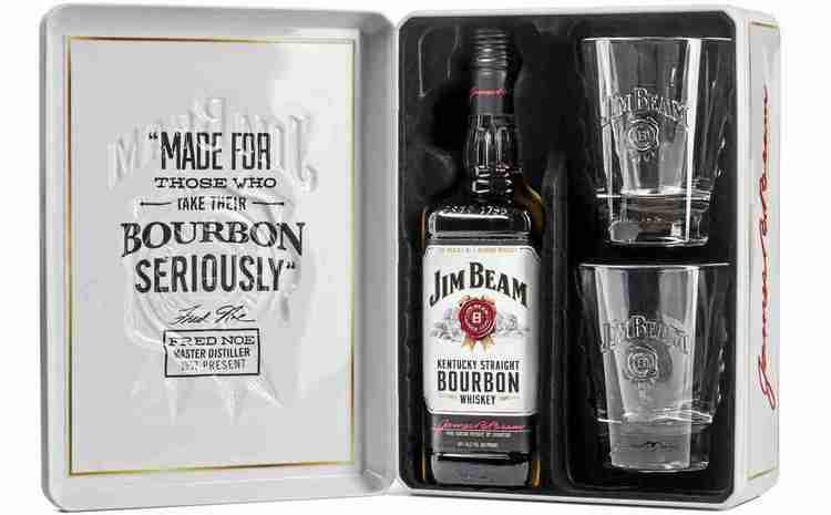 Если вы не знаете,что это, Джим Бим, вы просто обязаны попробовать этот виски.