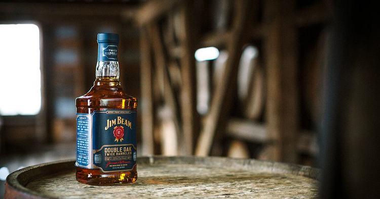 Jim Beam представляем самые разные виды напитка на любой вкус.