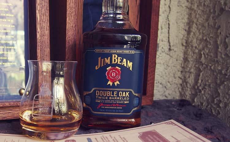 с чем пить jim beam