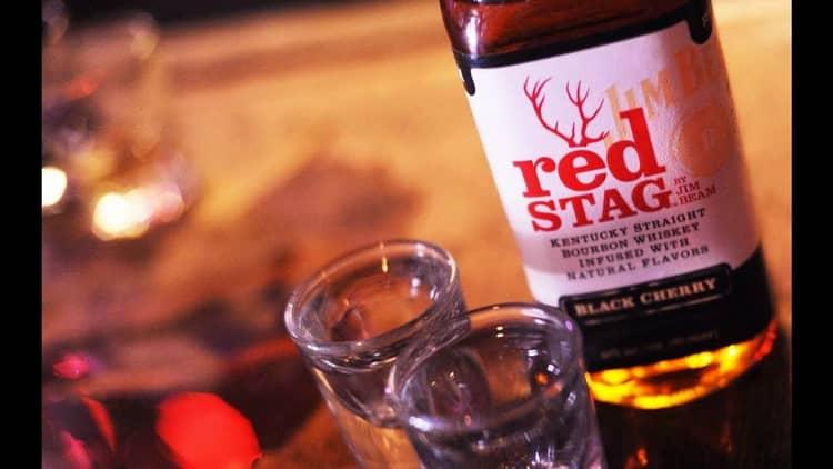 другие варианты употребления Jim Beam Red Stag Black Cherry