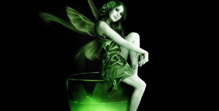 Коктейль Зеленая фея в домашних условиях