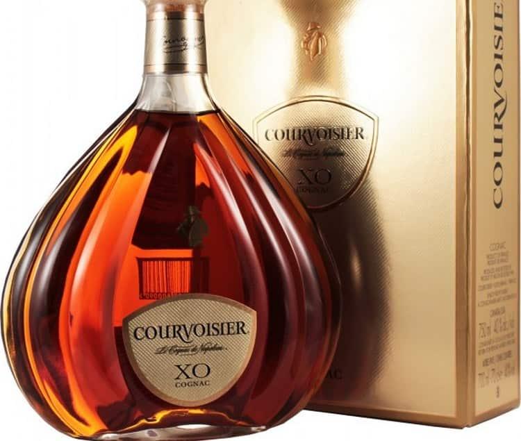 В аромате courvoisier xo присутствуют ноты карамели и ириса.