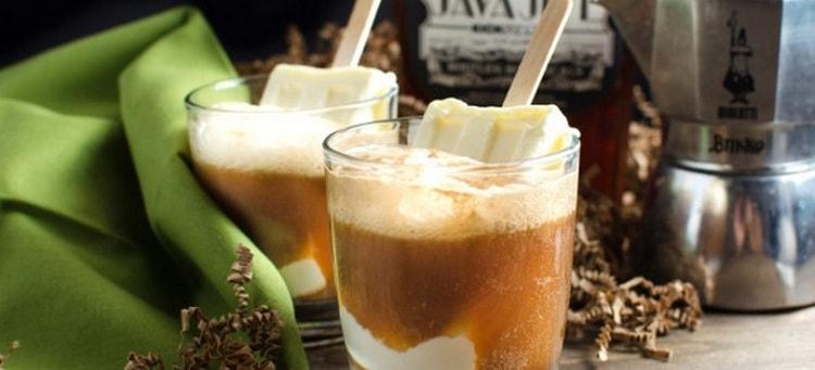 На основе бленда можно также делать коктейли.