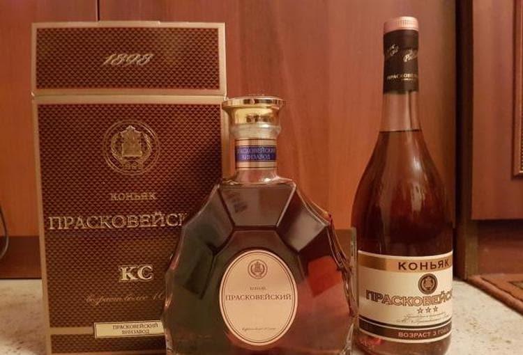 Коньяк прасковейский это высококачественная продукция Прасковейского винзавода.