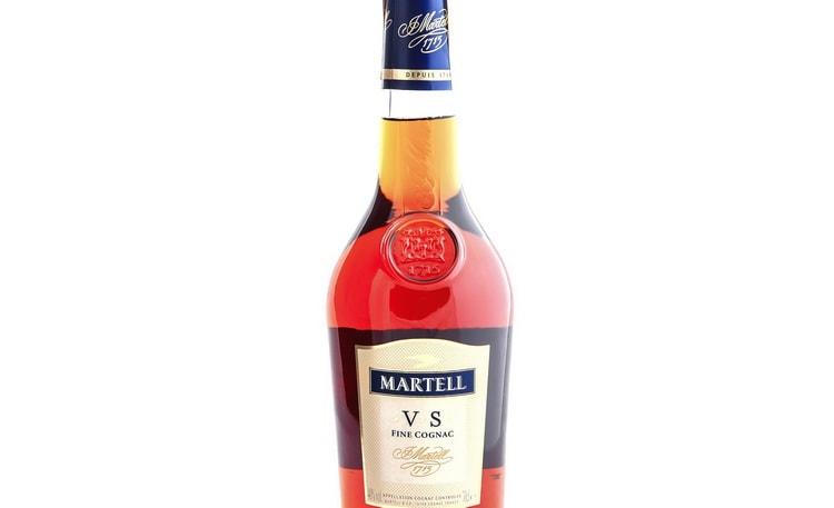 краткий обзор коньяка martell vs