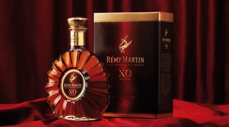 Отличными вкусовыми характеристиками отличается remy martin xo excellence.