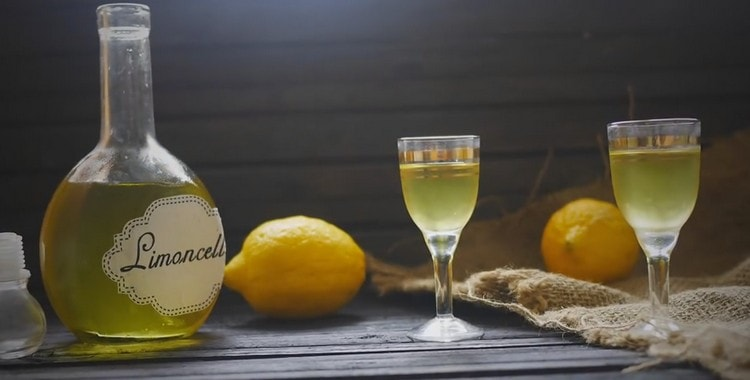 Как приготовить лимончелло в домашних условиях по пошаговому рецепту