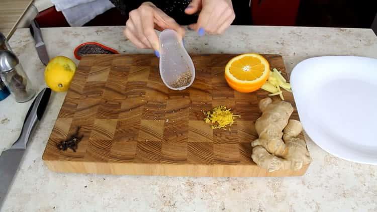 Рецепт приготовления глинтвейна в домашних условиях из красного вина