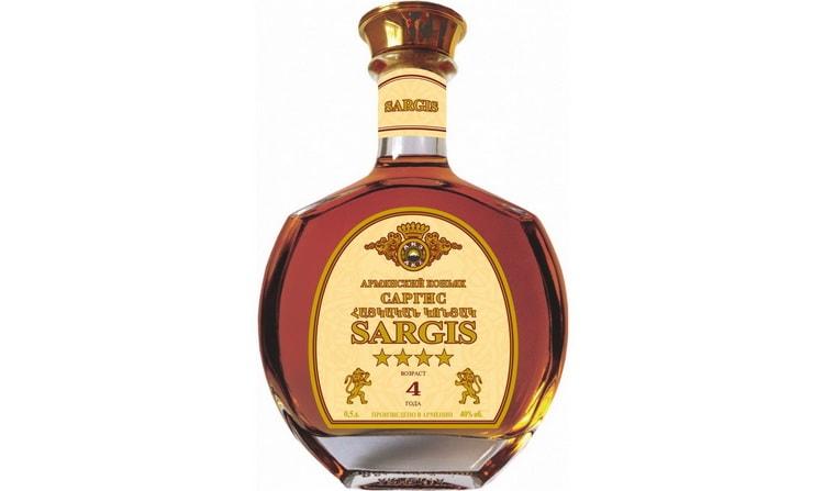 Sargis 4 stars
