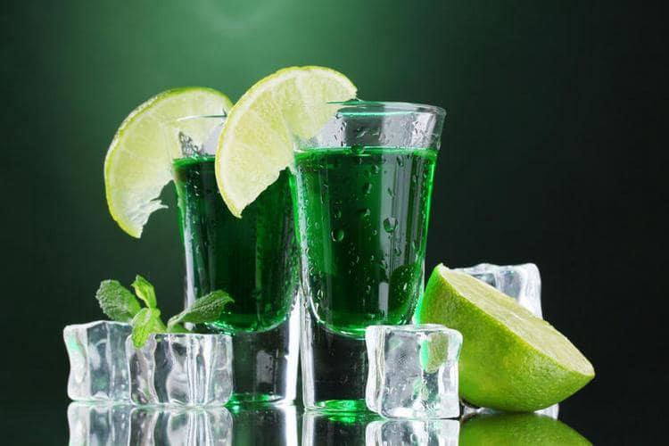 Можно употреблять напиток и экстремально охлажденным.