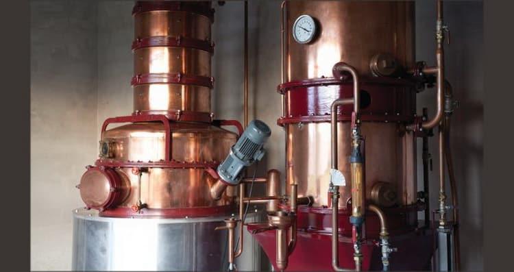 Промышленное производство рома