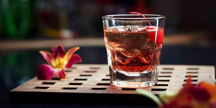 с каким соком пьют виски