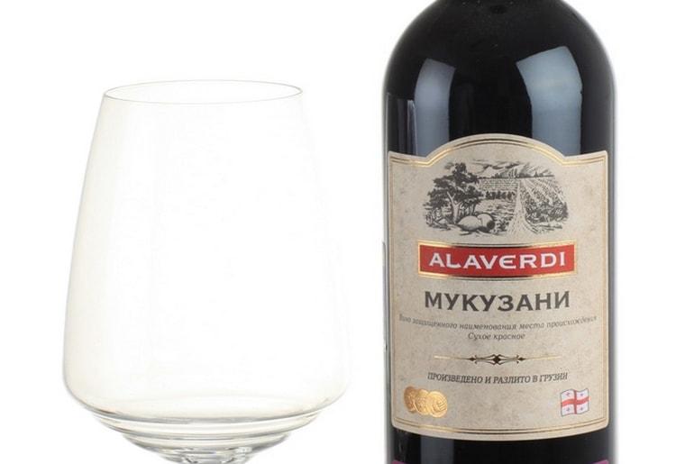 мукузани одно из приятных вин этой коллекции.