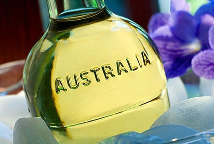 австралийское белое вино отличается богатым букетом.