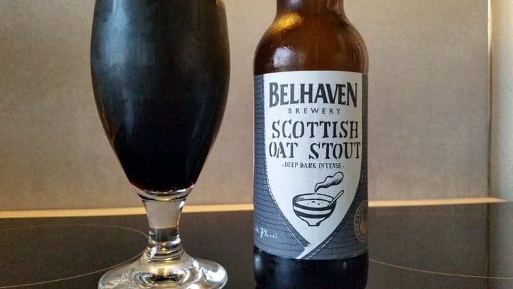 А это уже фильтрованное пиво от шотландского бренда.