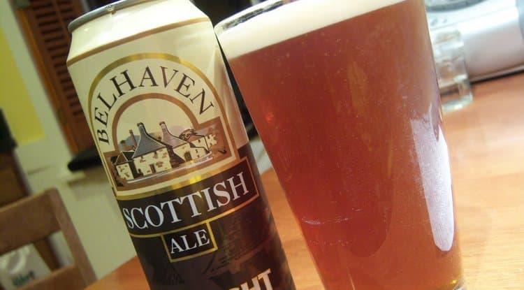 ale belhaven scottish это еще одна разновидность пива из этой именитой линейки.