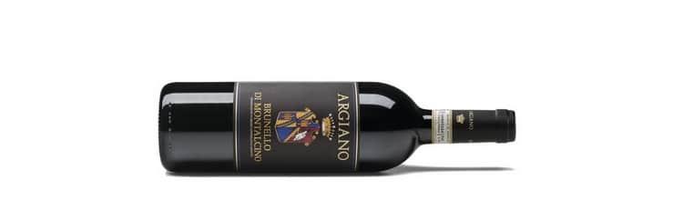 Как подавать вино брунелло ди монтальчино