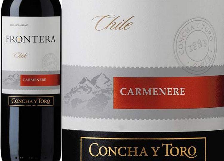 А вот еще один вид красного вина от именитого производителя.