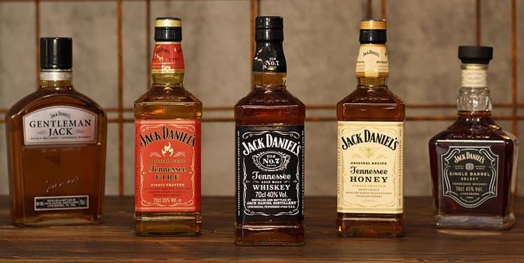 Как правильно пить лучше джек дэниэлс
