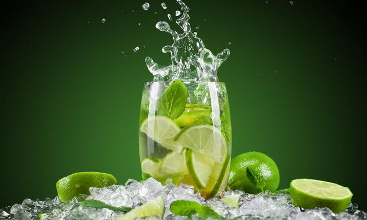 с чем смешывать пьть алкогольный мохито